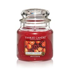 Picture of Mandarin Cranberry medium Jar (mittel)