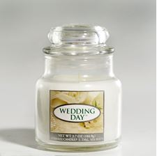 Bild von Wedding Day medium Jar (mittel)