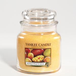 Picture of Mango Peach Salsa medium Jar (mittel)