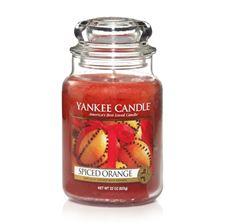 Picture of Spiced Orange large Jar (gross/grande)