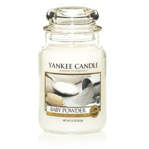 Picture of Baby Powder large Jar (gross/grande)
