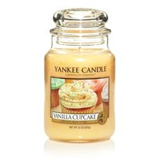 Picture of Vanilla Cupcake large Jar (gross/grande)