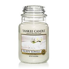 Picture of Fluffy Towels large Jar (gross/grande)