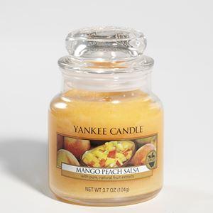 Picture of Mango Peach Salsa small Jar (klein/petite)