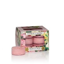 Bild von Fresh Cut Roses TEA LIGHTS