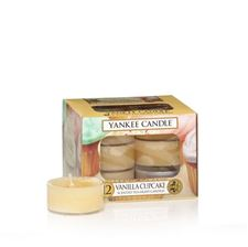 Picture of Vanilla Cupcake TEA LIGHTS