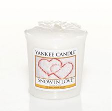 Picture of Snow in Love Sampler