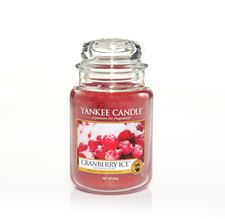 Picture of Cranberry Ice large Jar (gross/grande)