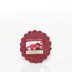 Bild von Cranberry Ice Tarts