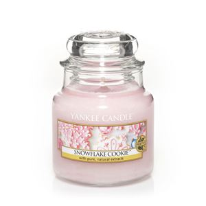 Picture of Snowflake Cookie small Jar (klein/petite)