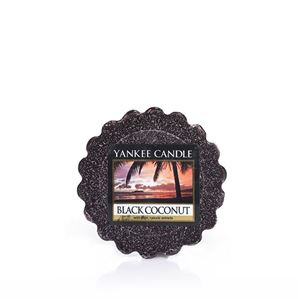 Picture of Black Coconut  Tarts