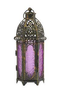 Picture of Laterne Grand Bazar Violett