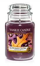 Picture of Autumn Glow large Jar (gross/grande)