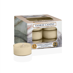 Picture of Warm Cashmere TEA Lights