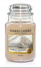 Bild von Warm Cashmere large Jar (gross/grande)