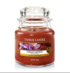 Bild von Vibrant Saffron small Jar (klein/petit)