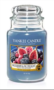 Bild von Mulberry & Fig Delight large Jar (gross/grande)