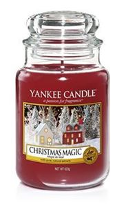 Picture of Christmas Magic large Jar (gross/grande)