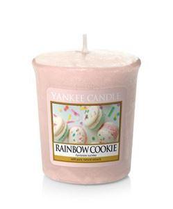 Bild von Rainbow Cookie Votives