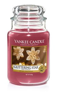 Picture of Glittering Star Jar L (gross/grande)