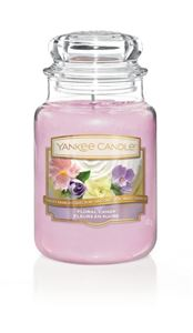 Picture of Floral Candy large Jar (gross/grande)