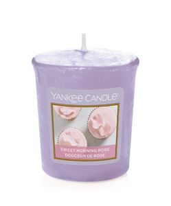 Picture of Sweet Morning Rose Votives