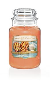 Picture of Grilled Peaches & Vanilla large Jar (gross/grande)