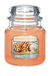 Picture of Grilled Peaches & Vanilla medium Jar (mittel)