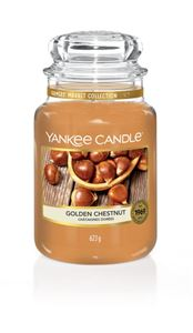 Bild von Golden Chestnut Jar L (gross/grande)