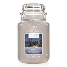 Picture of Candlelit Cabin Jar L (gross/grande)