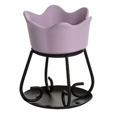 Picture of Petal Bowl Tart Warmer - Duftlampe Purple