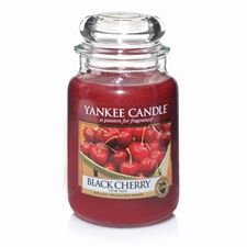 Picture of Black Cherry large Jar (gross/grande)
