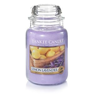 Picture of Lemon Lavender large Jar (gross/grand)