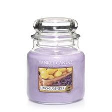 Picture of Lemon Lavender small Jar (klein/petite)