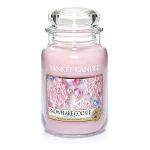 Picture of Snowflake Cookie lare Jar (gross/grande)