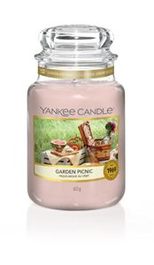Picture of Garden Picnic large Jar (gross/grande)