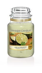 Bild von Lime & Coriander large Jar (gross/grande)