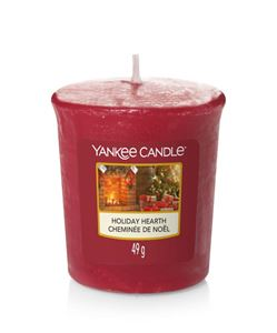 Picture of Holiday Hearth Votives
