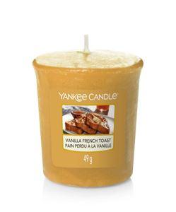 Bild von Vanilla French Toast Votives