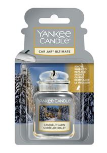 Picture of Candlelit Cabin Car Jar Ultimate