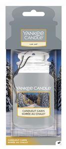 Bild von Candlelit Cabin Car Jars Karton