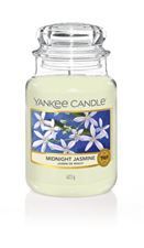 Picture of Midnight Jasmine large Jar (gross/grande)