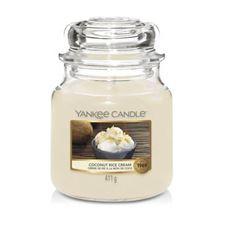 Picture of Coconut Rice Cream Medium Jar (mittel)