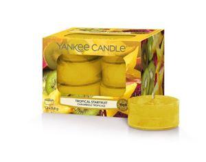 Bild von Tropical Starfruit Tea Lights Box